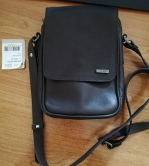 Nova braon Mona muska torba