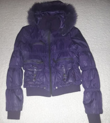Ljubicasta jakna