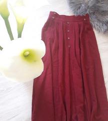 Rezz Vintage Engleska duga suknja - DANAS 300