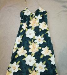 Cvetna haljinica H&M