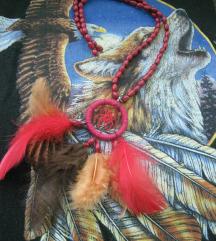 Manje ogrlice hvatac snova - izrada po narudzbi