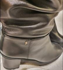 CESARE PACIOTTI kožne čizme ORIGINAL novo