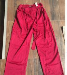 Zara pink pantalone M