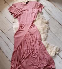 Brutalna haljina gola sa strane m.l.
