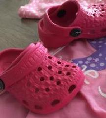 Veoma male papucice