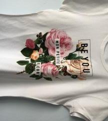 majica kratkih rukava sa cvetnim printom