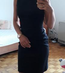 Orsay crna haljina do kolena