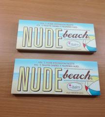 Nova originalna the Balm Nude beach paleta