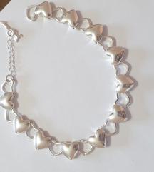 Narukvica-Sterling silver