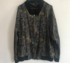 Cvetna vintage bomber jakna