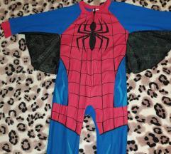 Pidžama spiderman za dečake