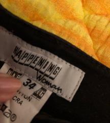 HAPPENING crne pantalone