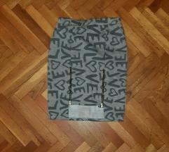 Alcott suknja
