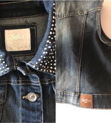 Justice jeans prsluk