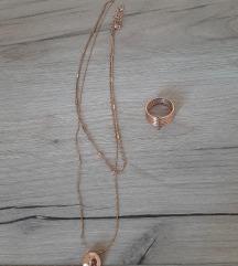Ogrlica i prsten