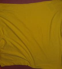 Žuta top majica