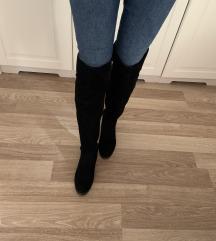 Crne duge cizme