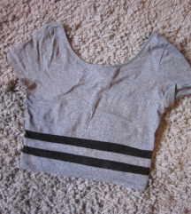 Divided by H&M crop top