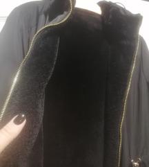 Zara jakna sa dva lica