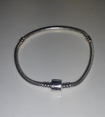 Pandora narukvica s925 ale SNIZENA 2000