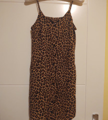 H&M tigrasta mini haljina