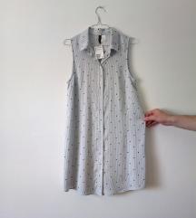 Rezz H&M kosulja-haljinica