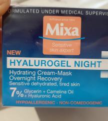 Mixa hyalurogel night 50ml