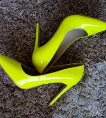SNIŽENO! 1000 RSD Neon žute salonke
