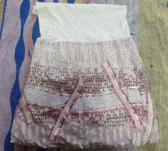 Suknja P.. S.. fashion - rastegljivi pojas