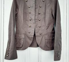 HM jakna,military stil