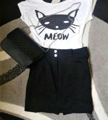 Suknja i majica S