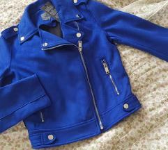 Novo,vel.34-plava jaknica