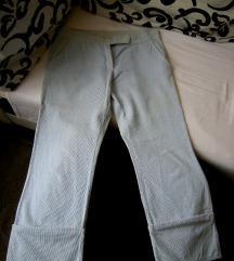 Vintage somot duboke pantalone