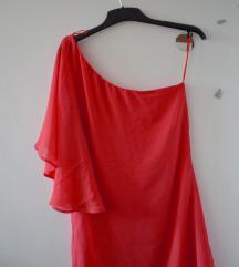 Haljina na jedno rame stradivarius