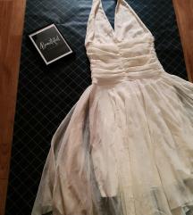 Lepršava svečana haljina