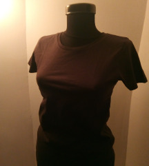 Majica Ženska Braon B&C