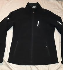 ICEPEAK crna nepromociva jakna vel. 40