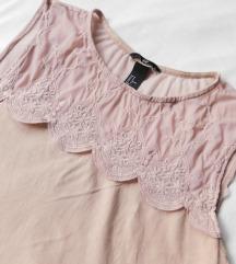 HM čipkasta bluza
