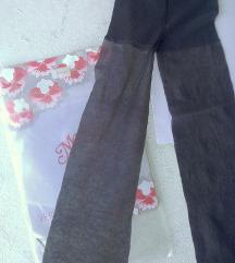 čarape hulahop br M MONIC very-brillant
