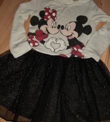 Disney haljinica za devojcice, snizena