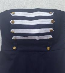 Haljina u mornarskom stilu, vel. 36