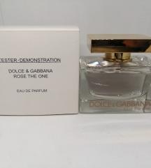 Original zenski parfem D&G Rose the one