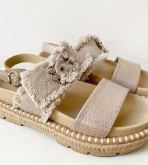 Original Jeannot kozne sandale