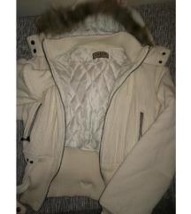 Zenska jakna bela