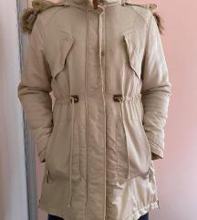 Amisu zimska bež jakna