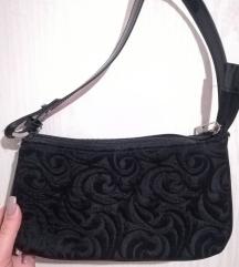 Mona crna elegantna torbica