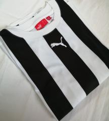 Puma crno-beli dres