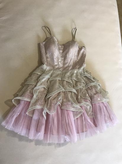 Svečana haljina, nova, vel S