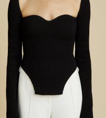 knit bluza novo