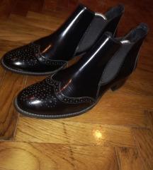 Paul green lakovane cizme